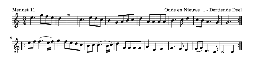 Menuet 11 - please update page (F5 key), if notes are not visible