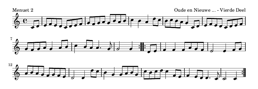 Menuet 2 - please update page (F5 key), if notes are not visible