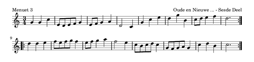 Menuet 3 - please update page (F5 key), if notes are not visible