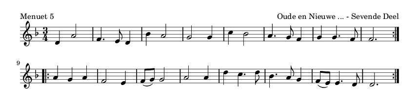 Menuet 5 - please update page (F5 key), if notes are not visible