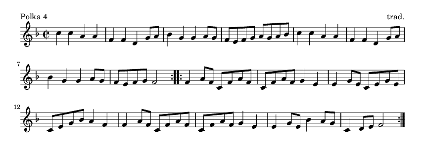 Polka 4 - please update page (F5 key), if notes are not visible