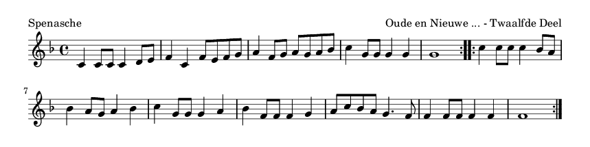 Spenasche - please update page (F5 key), if notes are not visible