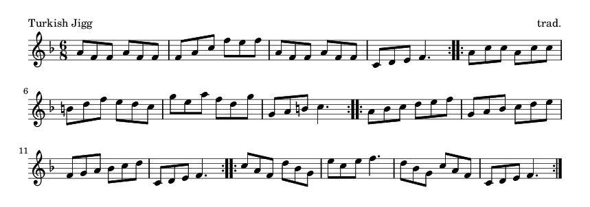 Turkish Jigg - please update page (F5 key), if notes are not visible